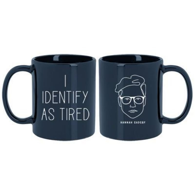 I Identify As Tired | Mug I Identify As Tired Mug
